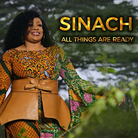 Sinach – All Things Are Ready (Lyric)
