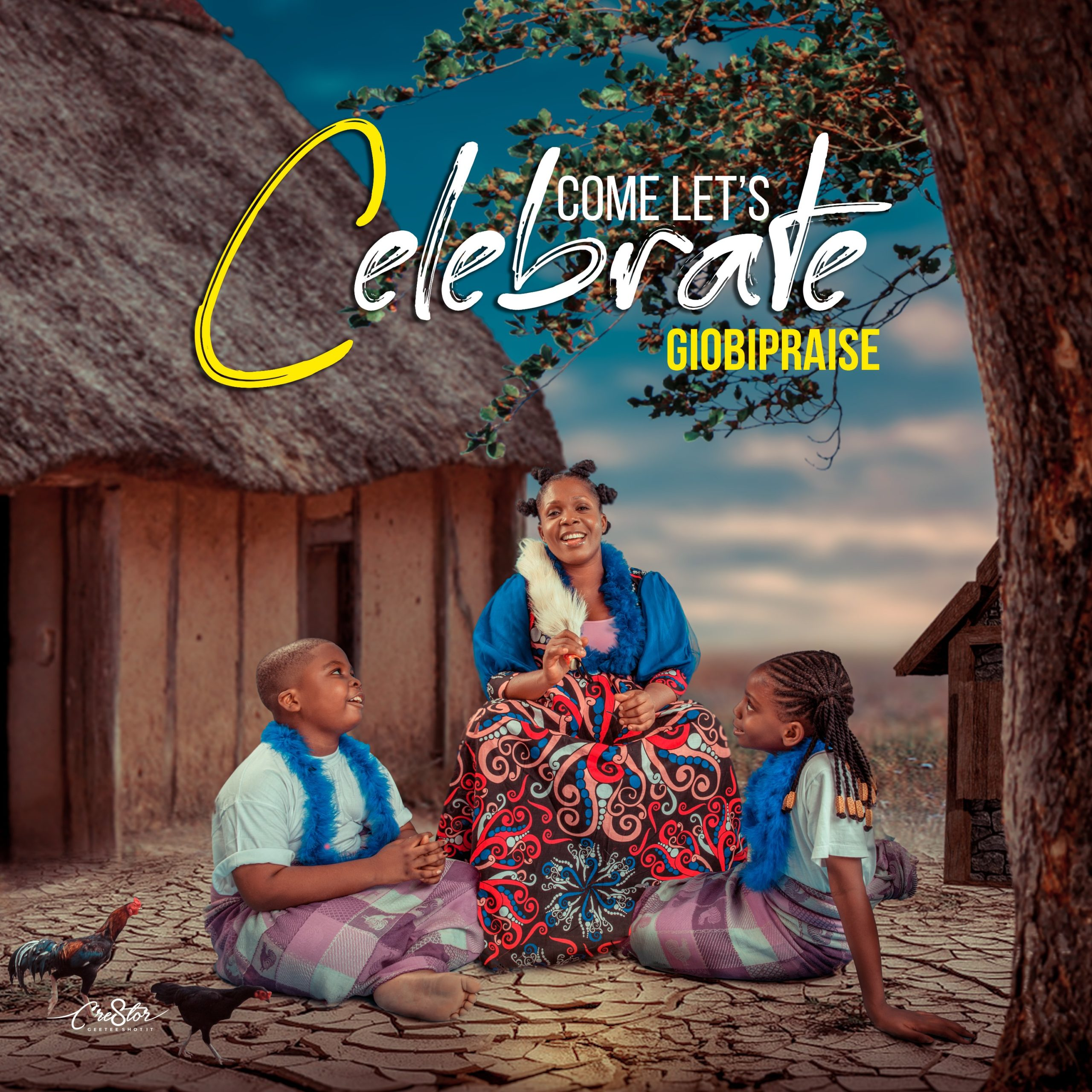 DOWNLOAD Music: GiobiPraise – Come Let's Celebrate