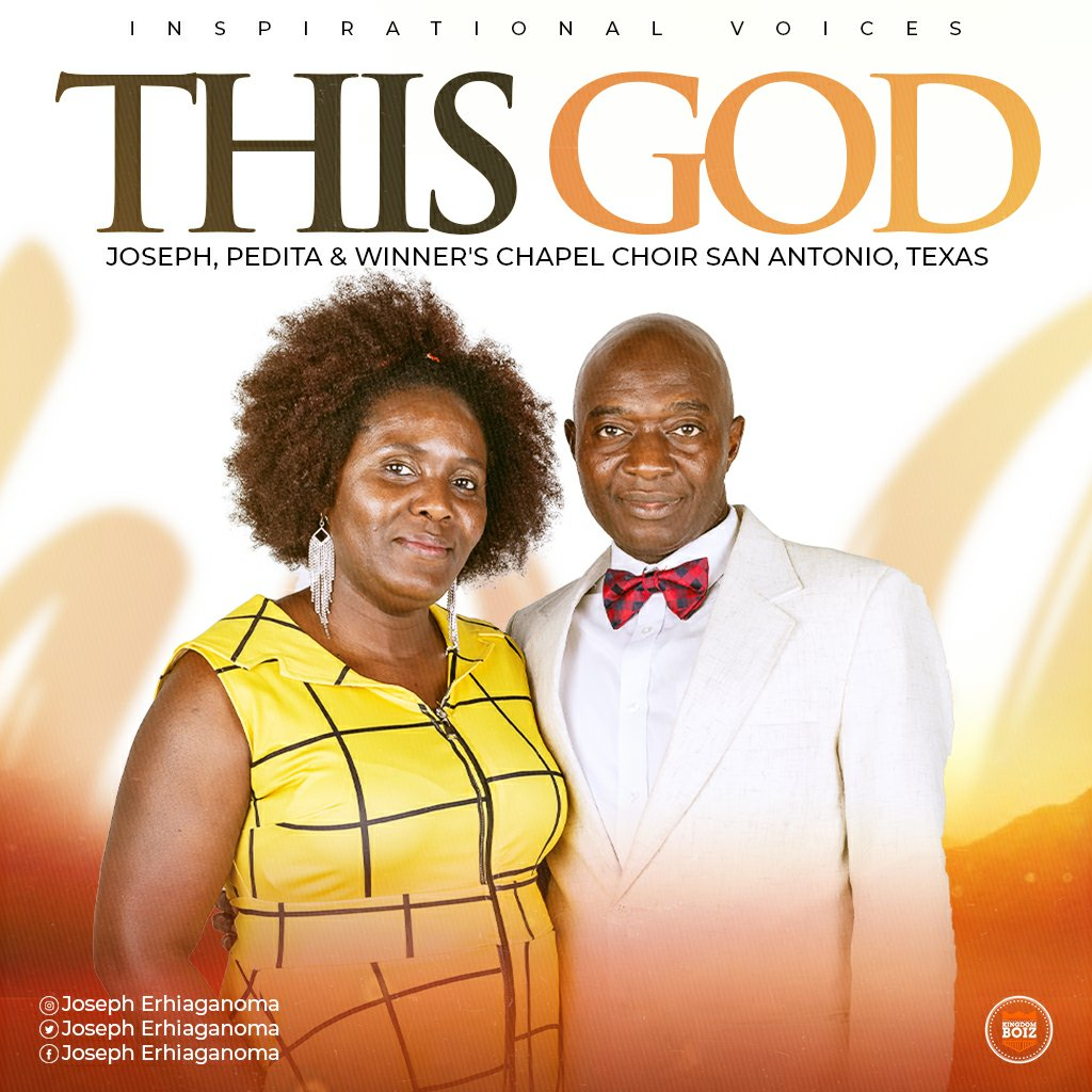 DOWNLOAD Music: Joseph, Pedita & Winner's chapel choir, Texas –  This God