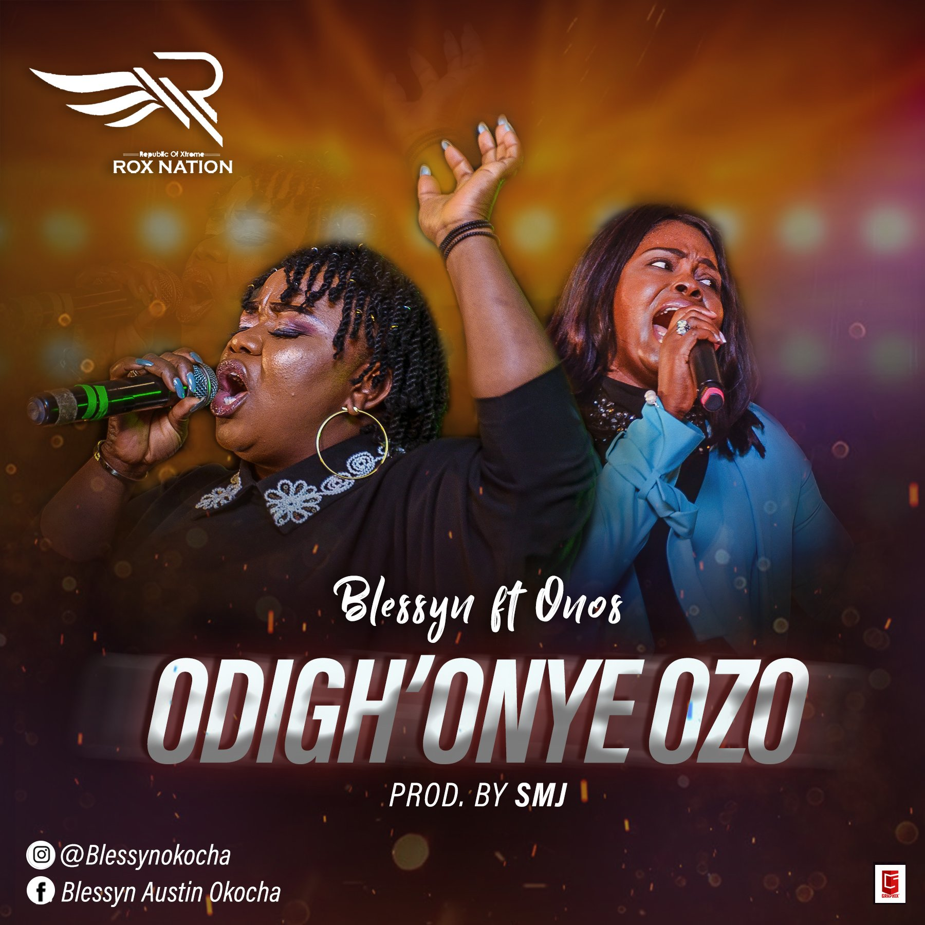 DOWNLOAD Music: Blessyn – Odigh'Onye OZO (ft. Onos)