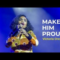 DOWNLOAD Music: Victoria Orenze - Make Him Proud