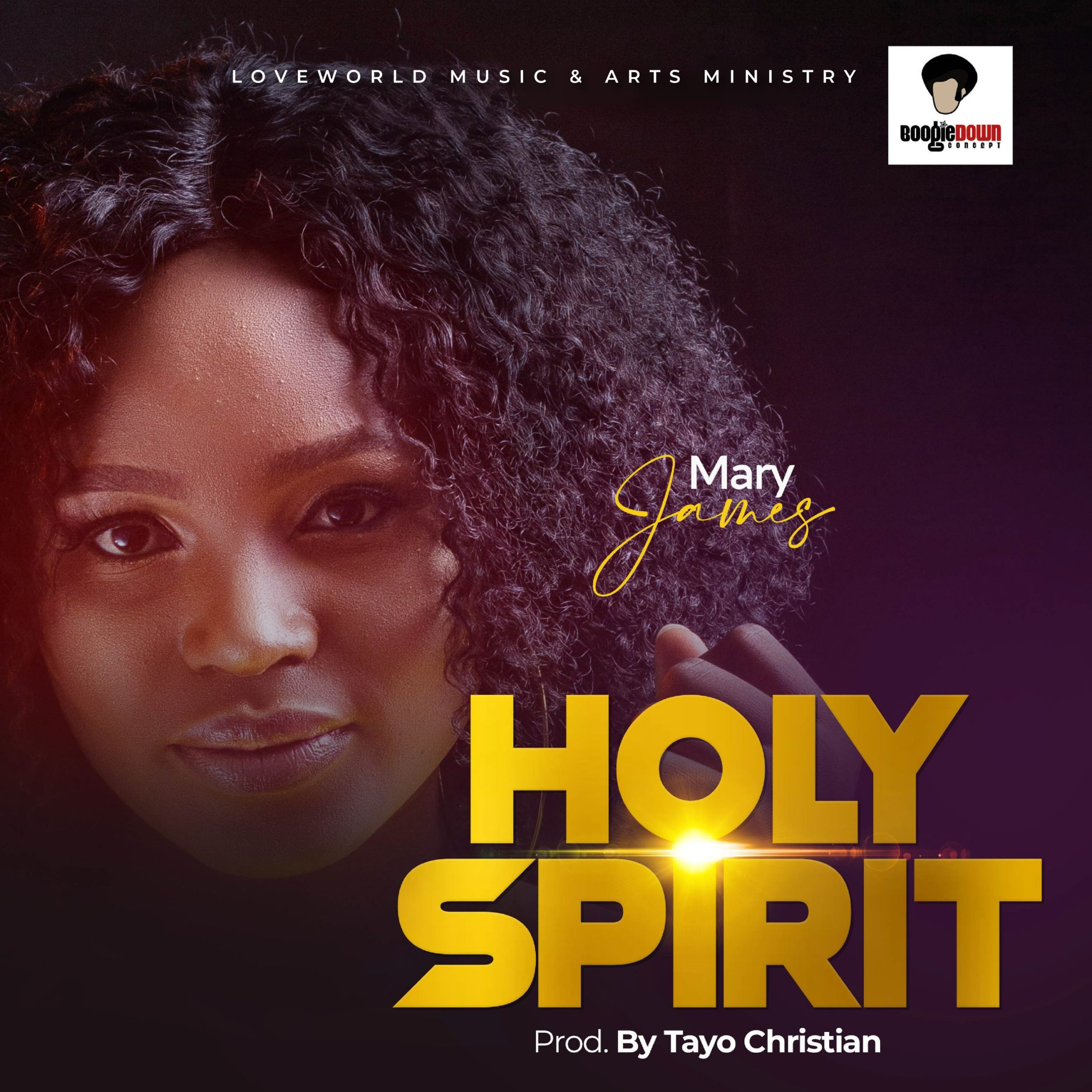 DOWNLOAD Music: Mary James – Holy Ghost