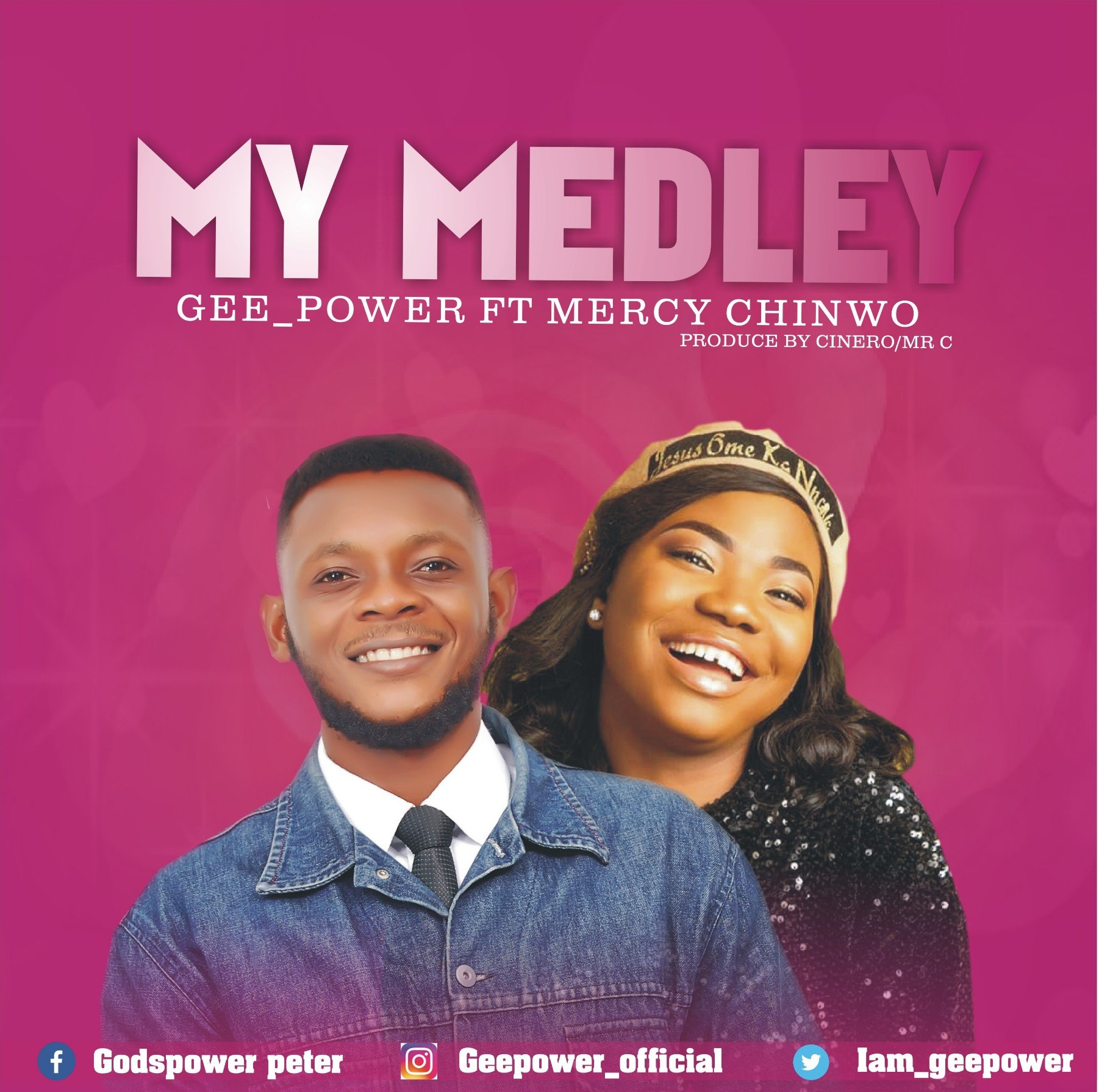 DOWNLOAD Music: Geepower – My Medley(ft. Mercy Chinwo)