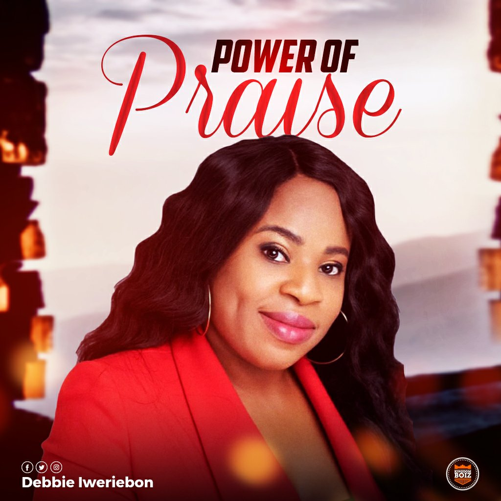 "Debbie Releases Two New singles ""Precious Spirit Of God"" & ""Power Of Praise"""