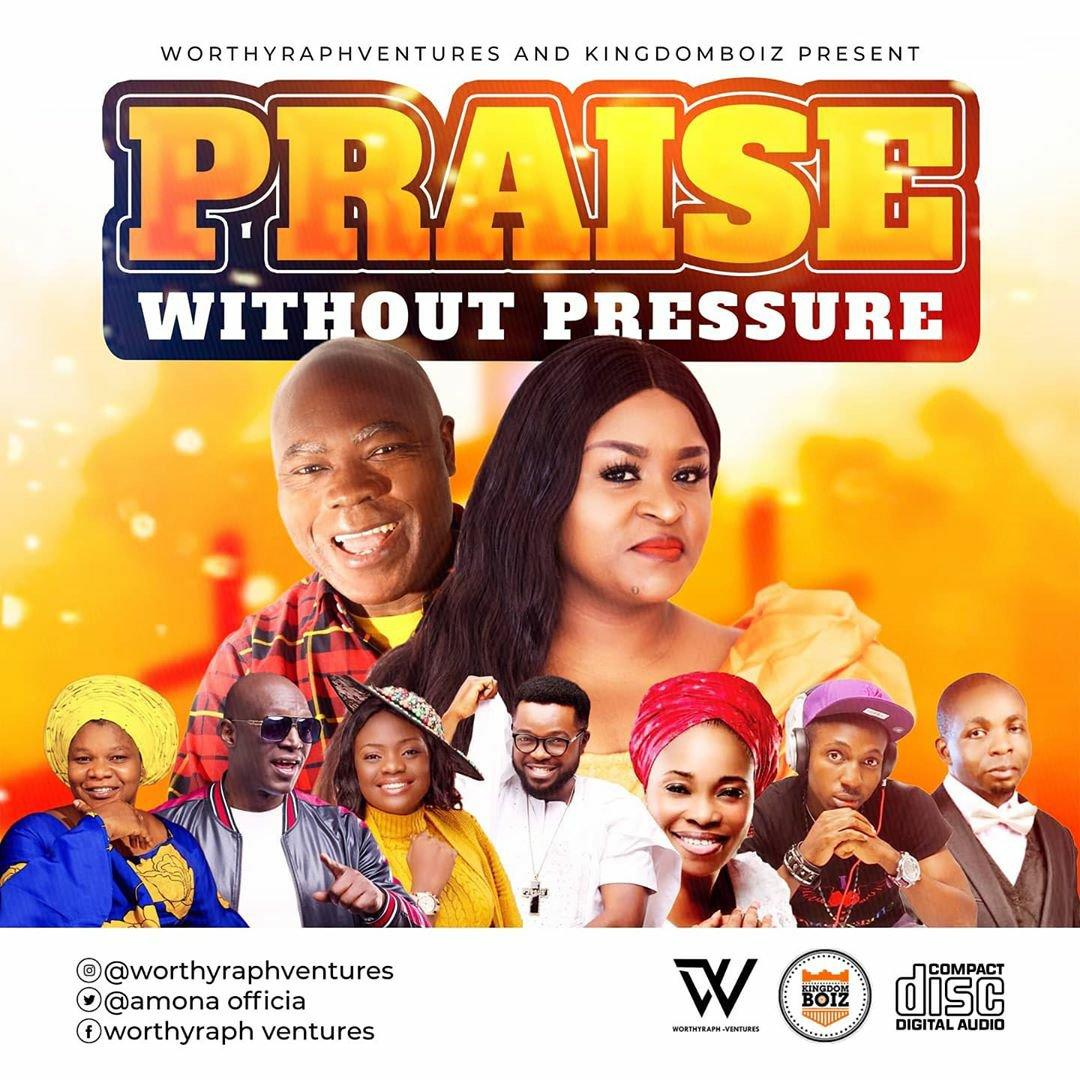 "Worthyraphventures & Kingdomboiz Releases New Mixtape ""Praise Without Pressure"""