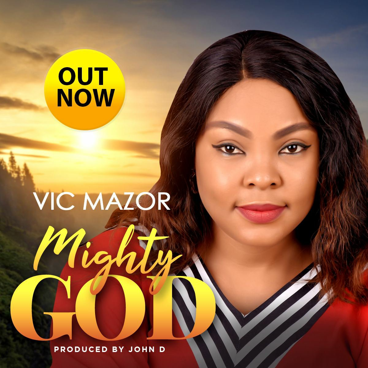 DOWNLOAD Music: Vic Mazor – Mighty God