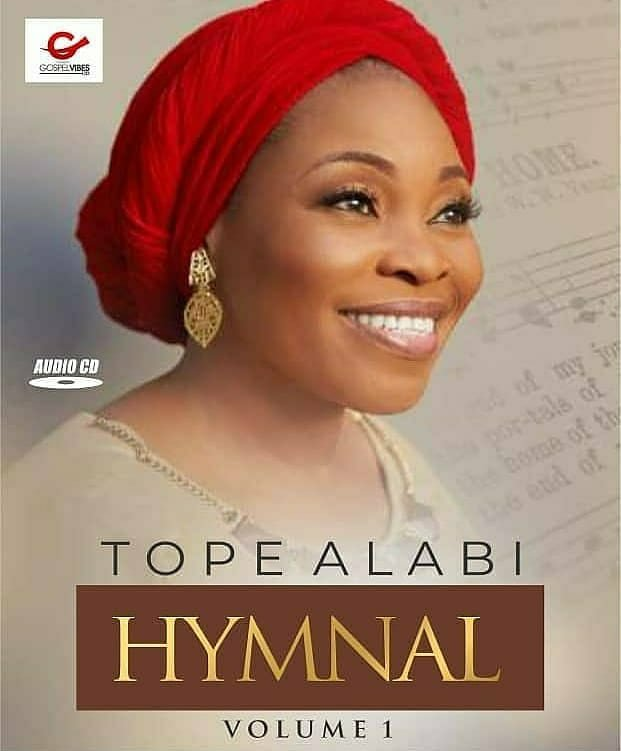 """DOWNLOAD ALBUM: Tope Alabi Releases New Hymns """"Tope Alabi Hymnal"""""""