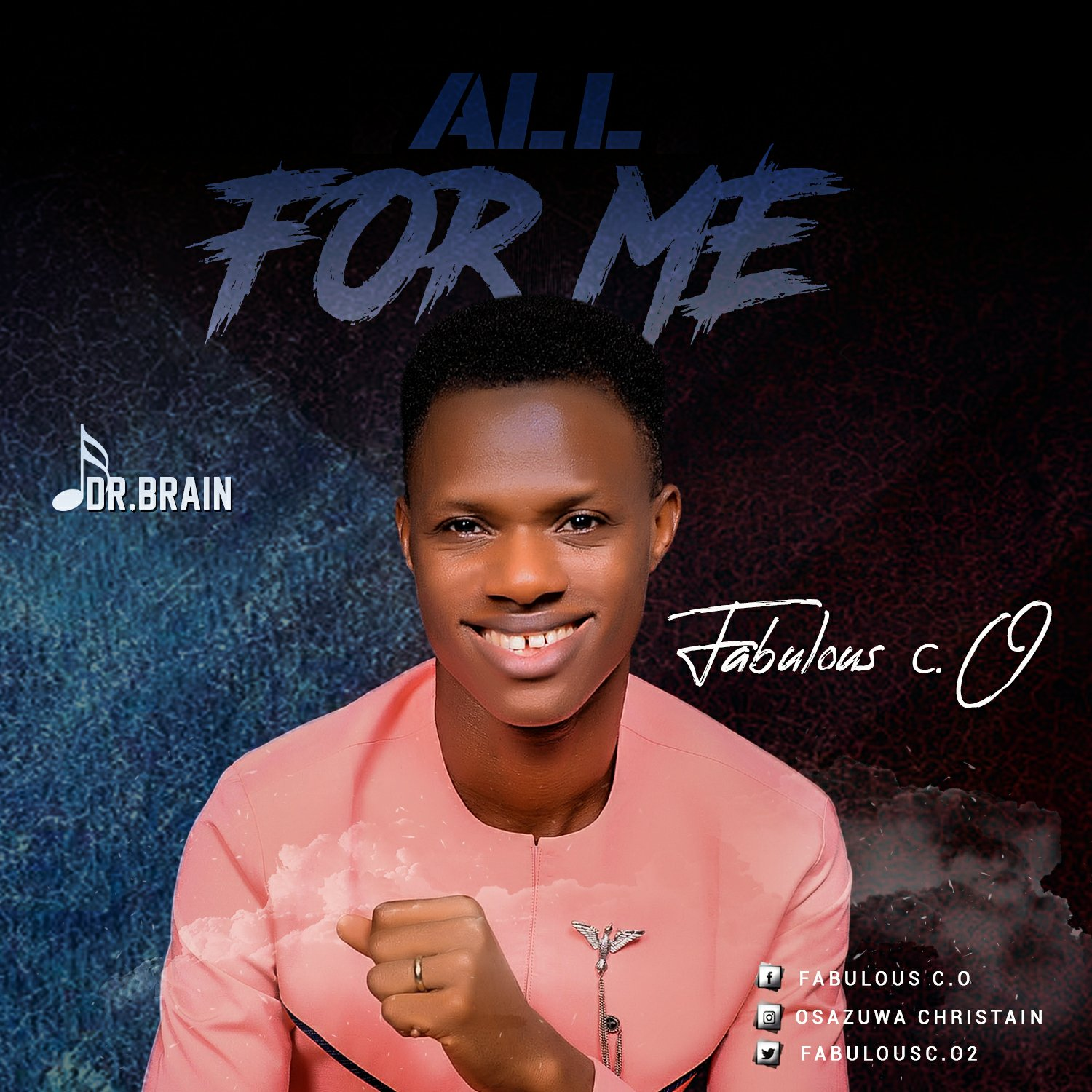 DOWNLOAD Music: Fabulous C.O – All For Me