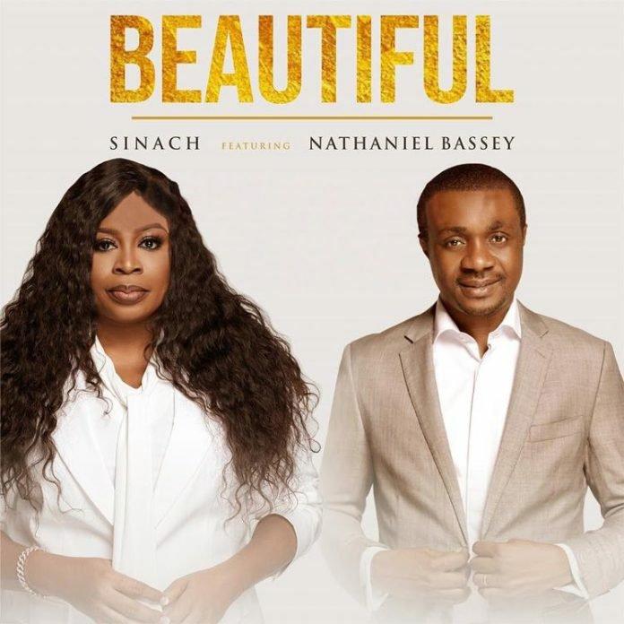 DOWNLOAD Music: Sinach – Beautiful (ft. Nathaniel Bassey)