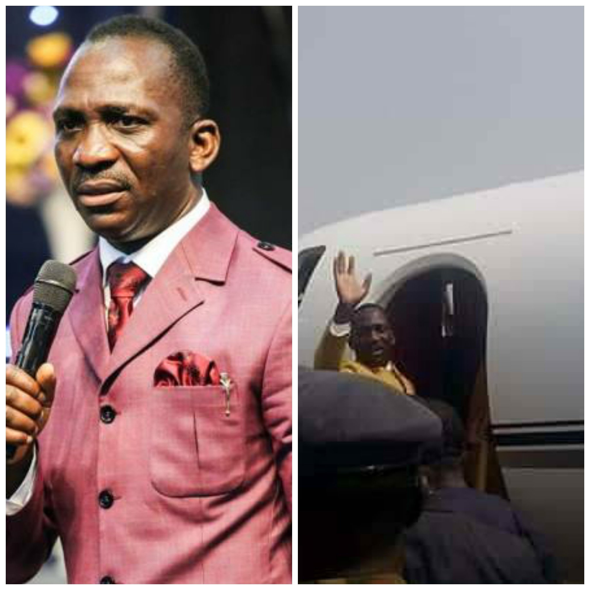 Dunamis International Church releases statement concerning News of Acquired Jet