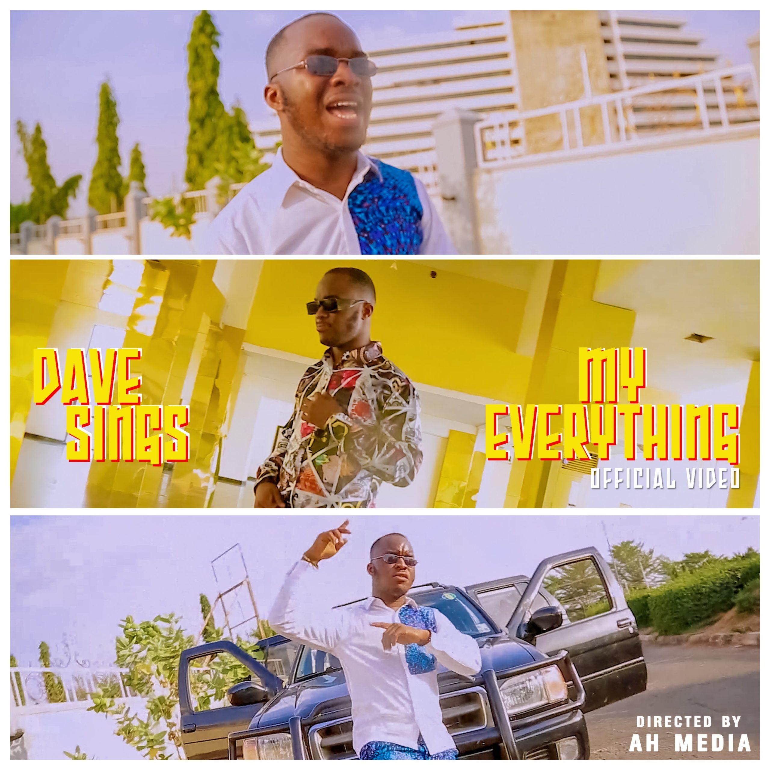 MUSIC Video:  Davesings – My Everything