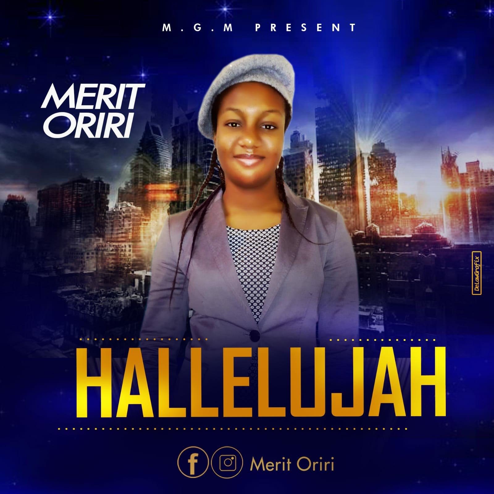DOWNLOAD Music: Merit Oriri – Hallelujah
