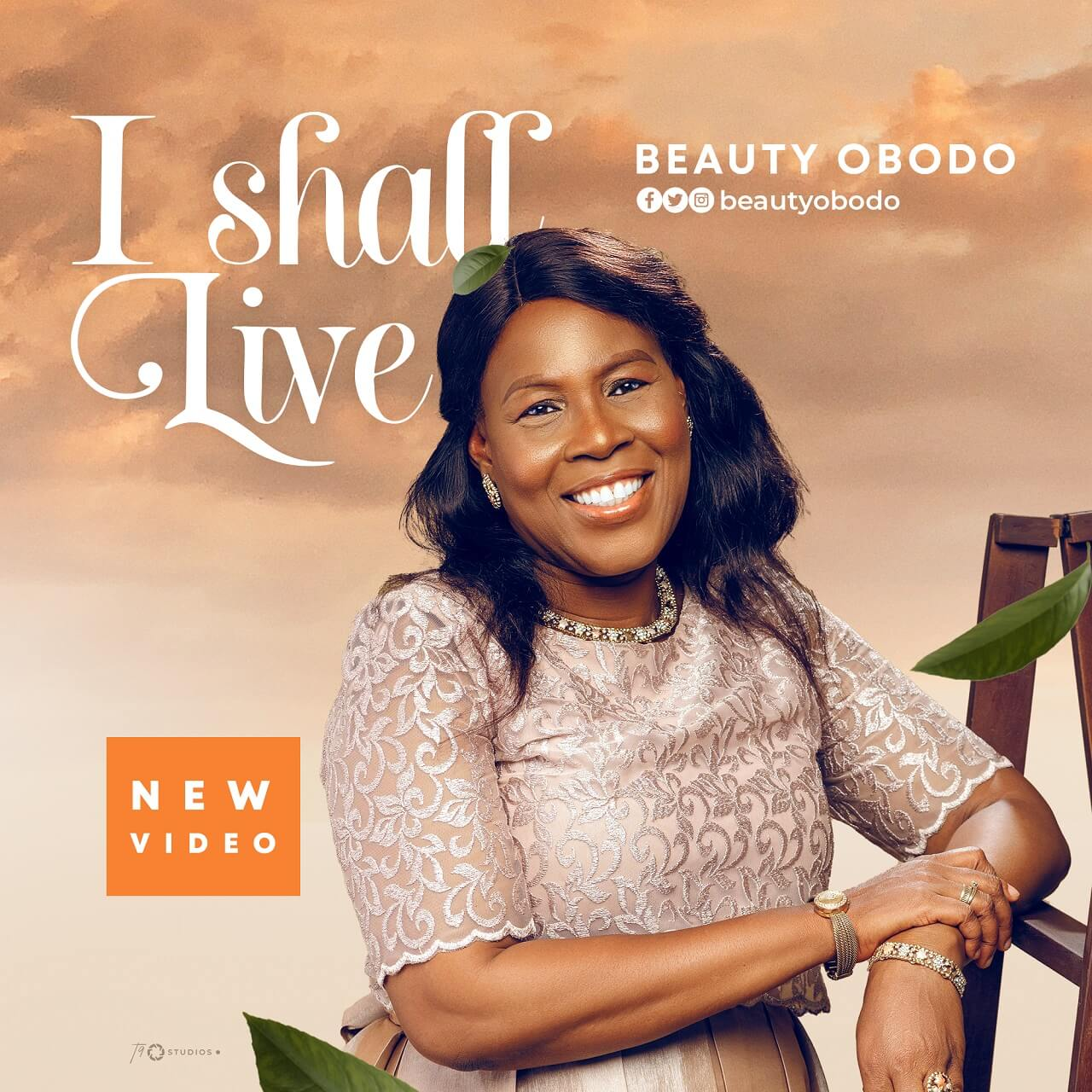 """Beauty Obodo Releases Official Video for """"I Shall Live"""