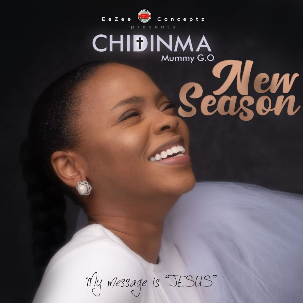 """Chidinma Releases """"New Season"""" EP + Video For """"Jesus Son Of God"""" [Feat. The Gratitude]"""
