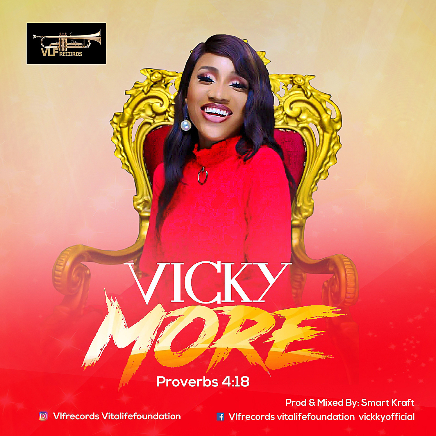 DOWNLOAD Music: Vicky – More (Prov 4:18)