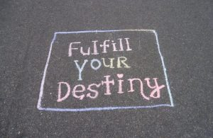 Find, Follow and Fulfilling Destiny
