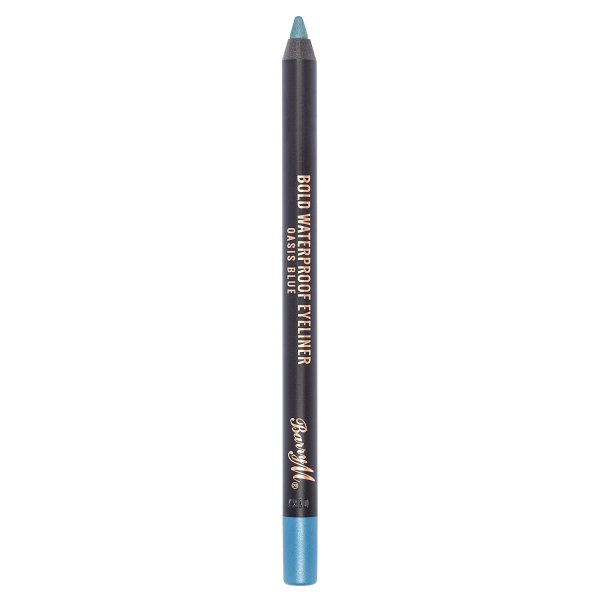 Barry M waterproof eyeliner oasis blue