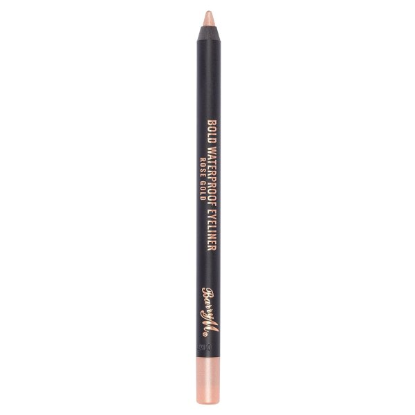 Barry M waterproof pencil rose gold