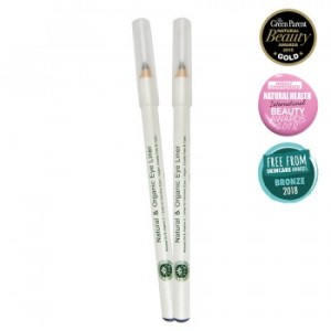 PHB Ethical Beauty eye liner brown and black