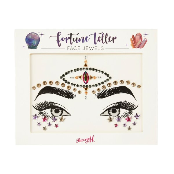 Barry M face jewels fortune teller