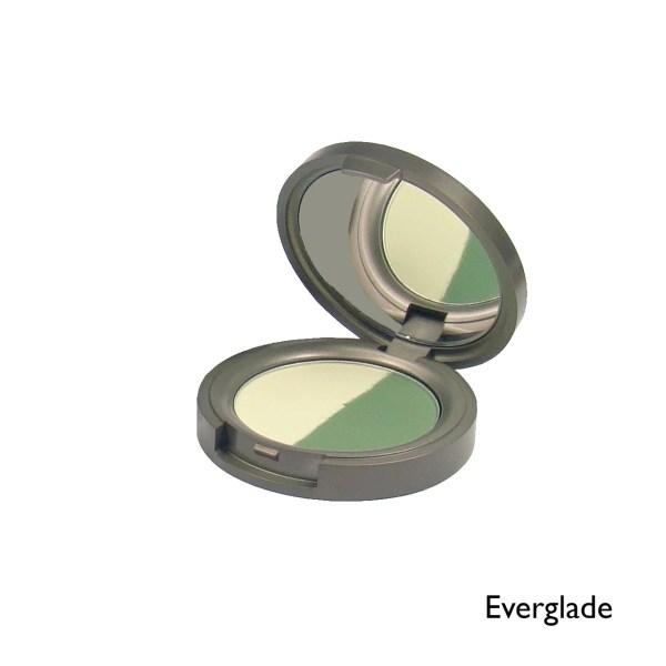 Beauty Without Cruelty eyeshadow duo everglade