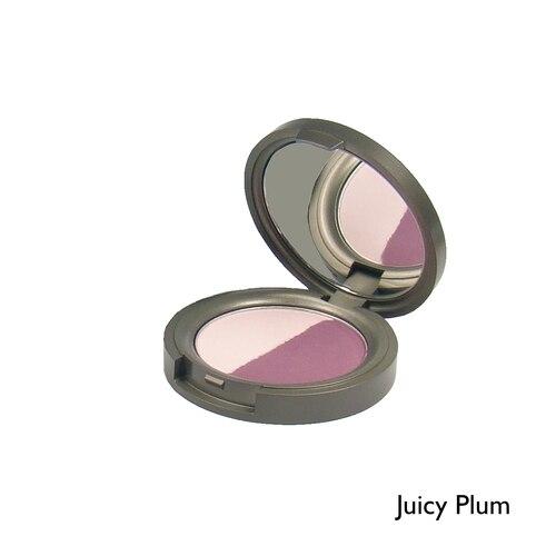 Beauty Without Cruelty eyeshadow duo juicy plum