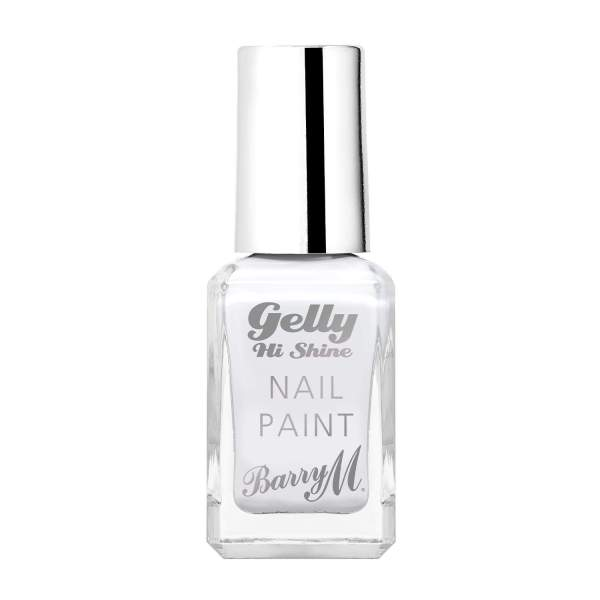 Barry M gelly nail varnish in cotton
