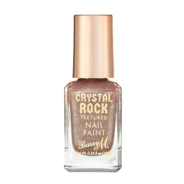 Barry M Tiger eye crystal Rock nail varnish