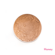 Love the planet foundations--honey