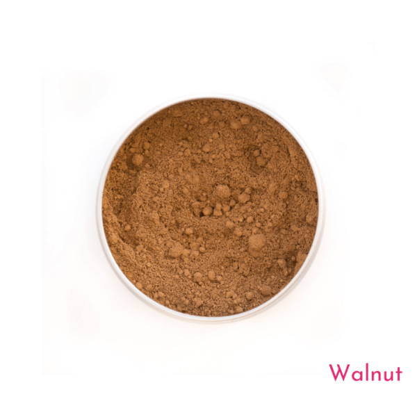 Love the planet foundations--walnut
