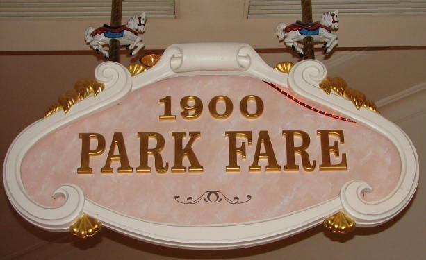 1900 Park Fare: Strawberry Soup