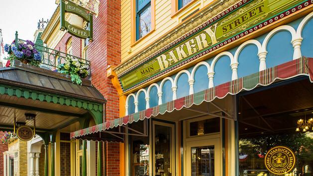 Main Street Bakery: Cinnamon Rolls
