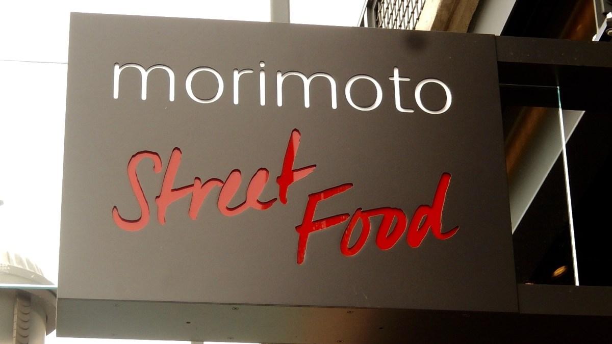 Morimoto Street Food