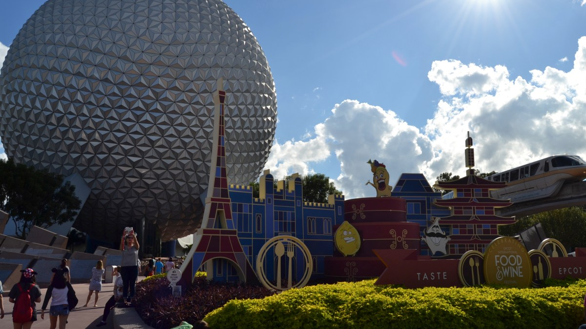2016 Epcot International Food and Wine Festival Menus