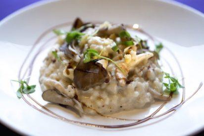 Masterpiece Kitchen: Wild Mushroom Risotto