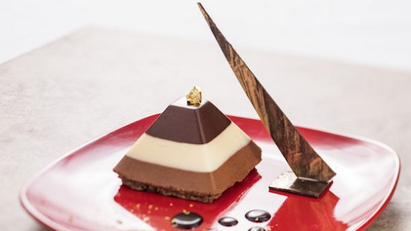 Masterpiece Kitchen: Triple Chocolate Mousse