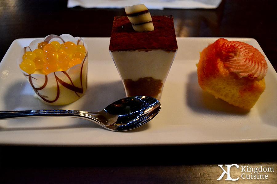 Mama Melrose's Dessert Sampler