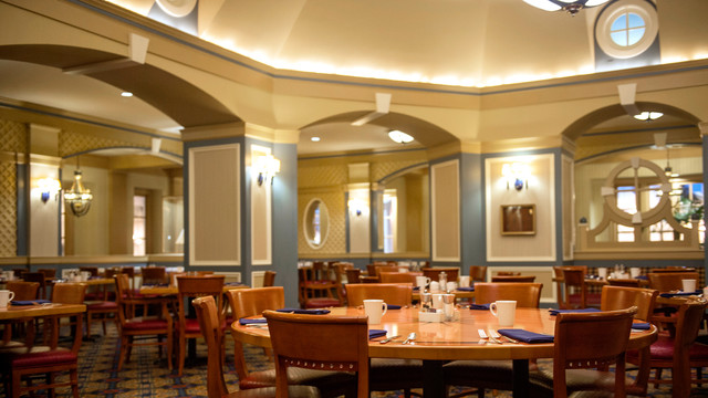 Captain's Grille Refurbishment
