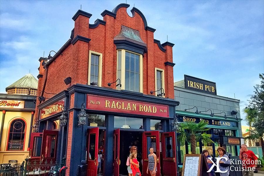 Raglan Road Weekend Brunch