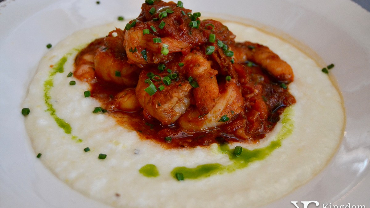 Homecomin' Shrimp & Grits