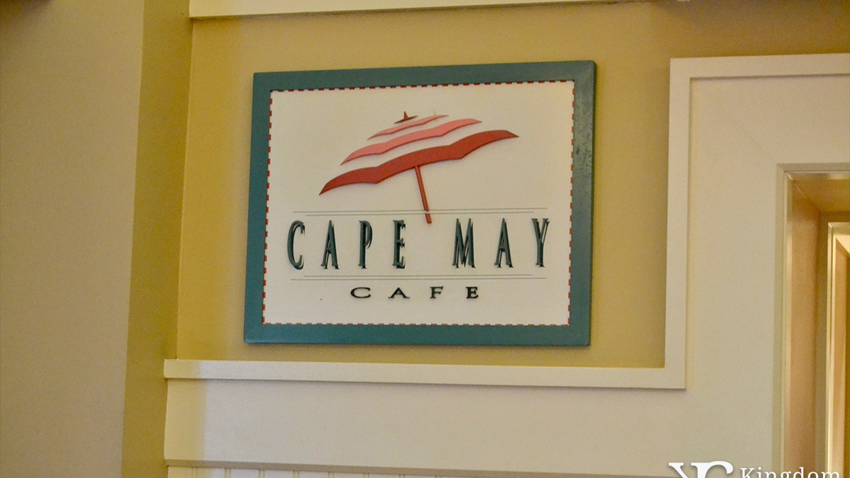 Cape May Cafe: New England Clam Chowder