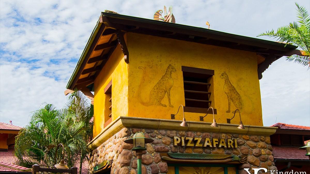 Pizzafari Mobile Ordering