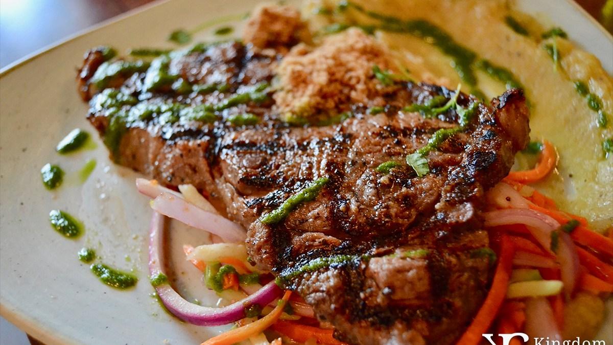 Dr. Falls' Signature Grilled Steak