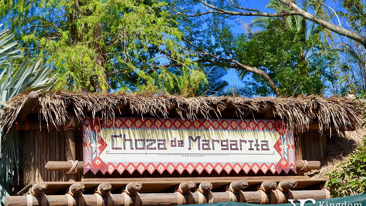 Choza de Margarita: Opening Soon
