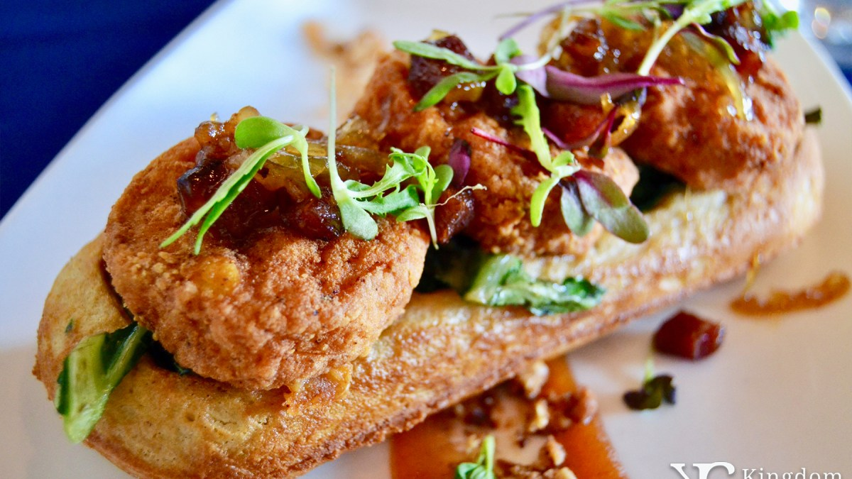 Sunday Brunch: Chicken and Waffles