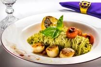 Tangled Pasta – Courtesy Disney Cruise Line