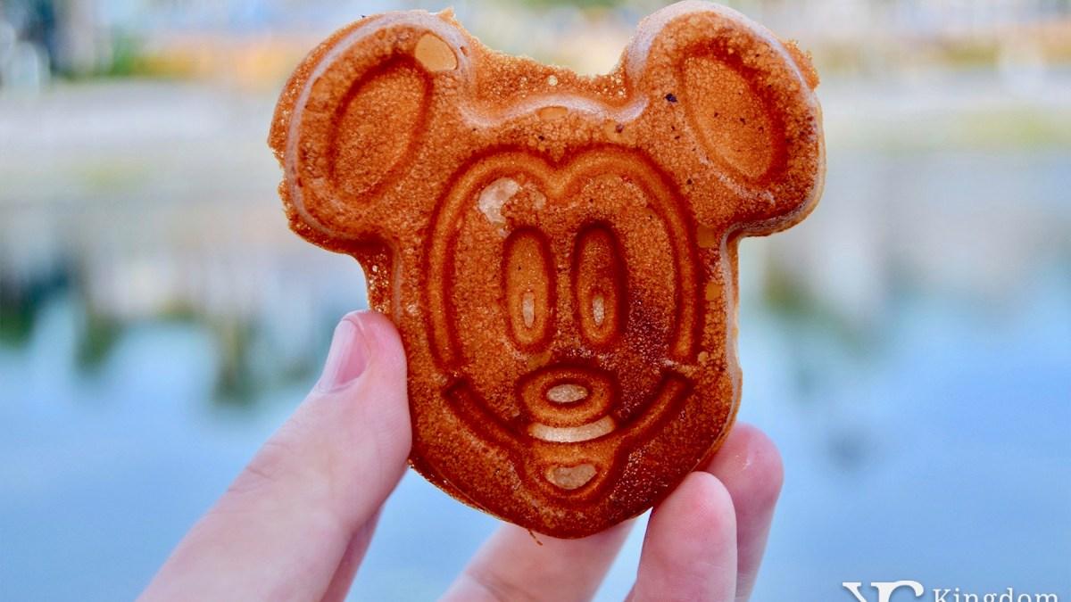 Gluten–Free Mickey Waffles