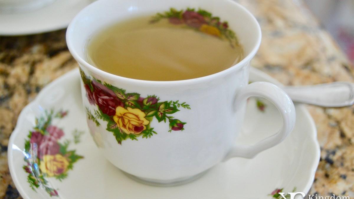 Mango Ginger Tea