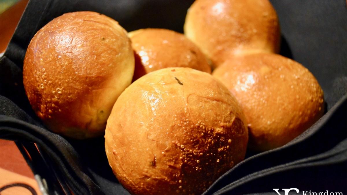 Turf Club Bread Service