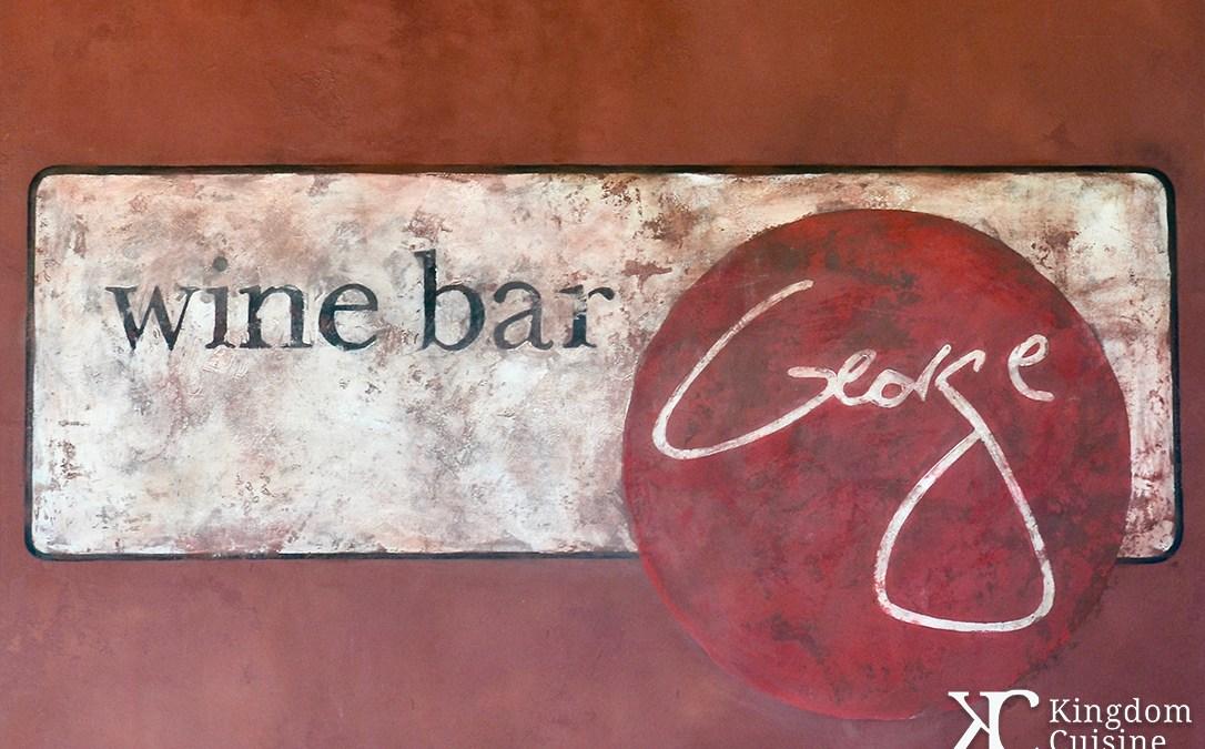 USA Today Wine Bar George
